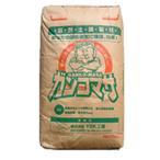 雑草防止防草対策に.水をかけるだけで.固まる土「ガンコマサ」(25kg=約0.5平米相当)