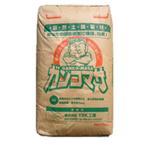 「あすつく」対応! 水で固まる土「ガンコマサ」(25kg=約0.5平米相当) 雑草・ぬかるみ対策に(25kg=約0.5平米相当)