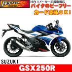 スズキ(SUZUKI)【新車】 GSX250R 2017年 国内正規モデル