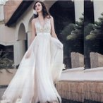 ウェディングドレス レディース フォーマル ワンピース 女性 結婚式 花嫁 レース  セクシー