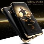 新登場 ストラップホール付き GalaxyS8 GalaxyS8+ ケース カバー ギャラクシーs8プラス Galaxy S8 Plus カバー ミックスツートンカラー画像