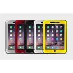 ガラス付きiPad Pro 9.7 ケースipad mini4 mini3  iPad air2ケース アルミ合金カバー 防塵耐衝撃ケース  アイパッド エアー2ケース