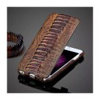 琥珀模様 iphone6s iPhone6 ケース 本革 手帳型 縦開き 4.7インチ スマホカバー 高級 個性 オシャレ かっこいい アイフォン6s レザーケース 牛革