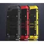 iPhone6 iPhone6s ケース iPhone7 iphone7 plus ケース 完全防水 水中使用 iphone6 6s Plus ケース アルミバンパーケース かっこいい