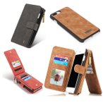 iPhone7 iphone7Plus 7プラス 手帳型 財布 ケース カバー マルチ ポーチ 多機能 iPhone 7 Plusウォレットケース カード収納 小銭 札入れ