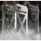 強化ガラス付きiphone8 iPhone8plusアルミケース バンパー メタルケース 個性 かっこういい iphone6/6s/6plus/6s plusケース 防塵耐衝撃金属合金ア
