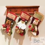 クリスマスソックス 靴下 クリスマスの鹿 雪だるま サンタクロー クリスマス ソックス クリスマスツリー 飾り 壁掛け 玄関飾り