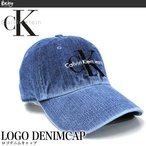 Calvin Klein Jeans カルバンクラインジーンズ ロゴデニムキャップ 帽子 41VH900