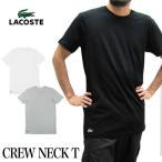 ショッピングラコステ ラコステ LACOSTE 半袖 Tシャツ ワンポイント クルーネック メンズ 男性用 (メール便対応可)