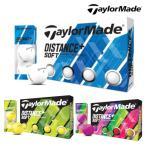 ゴルフ ゴルフボール テーラーメイド TM20 Distance+Soft 12P WH・YE_Matte・Multi_Color_1200102156783_91