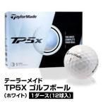 テーラーメイド TP5X ゴルフボール ホワイト 1ダース 12個入り_4053509601304_91