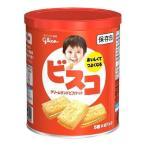 非常食 ビスコ保存缶 6530140 1缶(5枚入×6パック) 江崎グリコ -