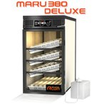 MARU380-DELUXE 業務用全自動孵卵器(ふ卵器・ふ卵機)