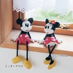 ディズニー 脚ぶらフィギュア ミッキーマウス
