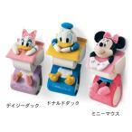 ディズニー マスコット付きトイレットペーパーホルダーカバー 「ミッキーマウス〜マイク」