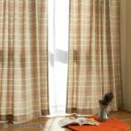 セット カーテン&UVカットミラーレースカーテンセット 約100×192(4枚)