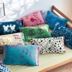枕カバー 寝具 ディズニー のびのび 綿 100% かわいい ミッキー ミニー くまのプーさん 約43×63cm