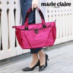 marie claire/マリクレール ナイロントートバッグ