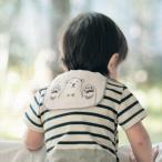 新生児 ベビー リバーシブルで使える3重ガーゼの汗取りパッド