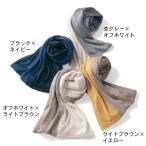 ショッピングスカーフ Kcarat シルクショール F