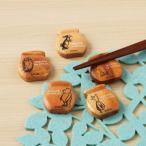 ディズニー 木製箸置き(クラシックプー) プー〜イーヨー