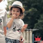 ディズニー ベビー・子供服親子でお揃い子供用半袖Tシャツネット限定サイズあり 80〜150【ネット限定】