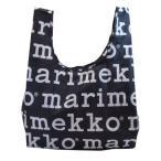 MARIMEKKO/マリメッコ MARILOGO スマートバッグ/折り畳みエコバッグ/41395