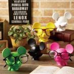 ディズニー ミッキーマウス めがねスタンド