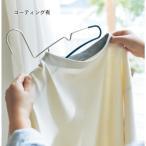 BELLE MAISON DAYS 服にスッと入る洗濯ハンガー10本セット 「スタンダード」