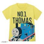 子供服 おしゃれ Tシャツ きかんしゃトーマス    Tシャツ 「イエロー」