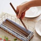 トリコレ/ToriCore  天然木の女性も使いやすいサイズのお箸5膳セット