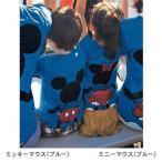 ディズニー Tシャツ キッズ  ペア お揃い 親子 サッカー応援 (キッズ) 「90〜140」