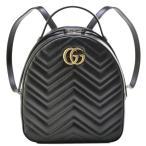 バッグ カバン 鞄 レディース リュック GG MARMONT /リュックサック/476671 カラー 「ブラック」
