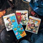 ディズニー DVD ブルーレイ セット トイ・ストーリー 全巻セット 3巻セット ピンバッジ付き MovieNEX Disney / Pixar