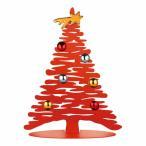 クリスマスツリー アレッシィ レッド H45cm BM06 R