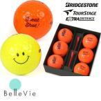 Yahoo!お祝いギフトの専門店ベルビー名入れカラーゴルフボール TourStage(6個) & Teeギフトセット  誕生日プレゼント 父の日 還暦祝い ゴルフ女子 ゴルフ男子 ゴルフレディース メンズ