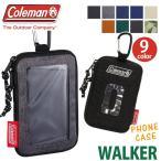コールマン Coleman WALKER ウォーカー PHONE CASE フォンケース ショルダー ポーチ メンズ