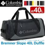 コロンビア Bremner Slope 40L Duffle Black