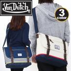 ボンダッチ Von Dutch ショルダーバッグ 斜めがけバッグ