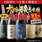 日本酒 大吟醸(驚きの51%OFF!)第8弾特割!