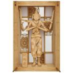 仏像 クラフト 木製 キット 阿修羅像 ウッドスタイル