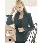 スーツ キャバ スーツ キャバ/美sexyなマイクロミニ!背スピンドルminiストライプ柄キャバスーツ(S/M/L),式スーツ 女性 フォーマル*500349