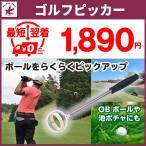ゴルフボールピッカー レトリバー ボール拾い 収集器 軽量伸縮 自動ロック設計 ステンレスシャフト 送料無料