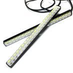 LED デイライト 42灯 2色発光 選べる2パターン LED 明るい デイライト