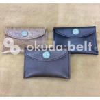 コインケース 小銭入れ クードゥー kudu 希少 英国製 イギリス製 本革 メンズ 財布 自社生産 日本製 革小物 おしゃれ