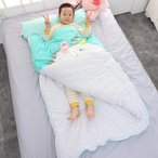 寝袋 子供用 封筒型 キッズサイズ 寝具 男の子 女の子 出産祝い 誕生日プレゼント おしゃれ かわいい