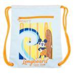 ショッピングプールバッグ 女の子 ディズニー Disney US公式商品 ミッキーマウス 水着 子供服 ベビー服 バッグ バック 鞄 かばん スイムバッグ プール 水着入れ 服 ス