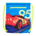 ショッピングプールバッグ 女の子 ディズニー Disney US公式商品 カーズ Cars ライトニング マックイーン マックイン 水着 子供服 ベビー服 バッグ バック 鞄 かば