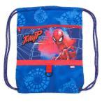 ショッピングプールバッグ 女の子 ディズニー Disney US公式商品 スパイダーマン 水着 子供服 ベビー服 バッグ バック 鞄 かばん スイムバッグ プール 水着入れ 服 ス