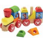 ディズニー Disney ミッキーマウス 木 おもちゃ 木製 メリッサダグ 玩具 知育 ベビー 積み木 パズル トイ 学習 教育 科学 赤ちゃん